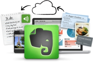 Evernote is hét voorbeeld van Cloud@Work